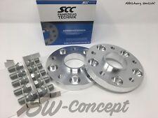 40mm 2x20mm Spurverbreiterungen SCC VW T5 T6 Amarok 5x120 65,1 Distanzscheiben