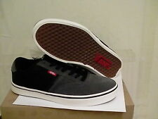 Vans shoes ruark pewter suede skateboarding size 10 us