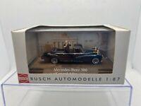 Busch 1:87 Mercedes Benz 300 Adenauer Limitierte Edition
