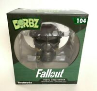 Funko Dorbz Fallout Power Armor Vinyl Figure #104 Pop NEW in Box Loot Crate
