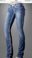 True Religion Jeans $240 Size 23 Inch Waist
