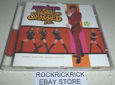 AUSTIN POWERS SPY WHO SHAGGED ME SOUNDTRACK 12 TRACK CD THE WHO,GREEN DAY & MORE
