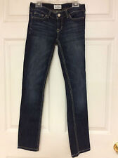 Ladies skinny jeans junior size 00 blue Aeropostale 32