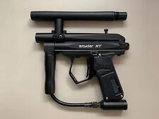 Kingman Spyder Rt Paintball Gun - Electronic - Black