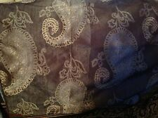 (2) Euro bed room pillow shams