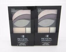 Revlon Photoready Eye Shadow, Primer + Sparkle Lot of 2 Renaissance #515 Purple