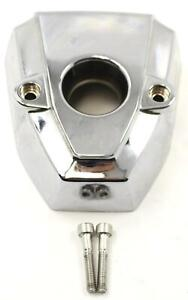 2013 Victory Boardwalk Chrome Left Coil Cover Guard Shield W Bolts 5632602