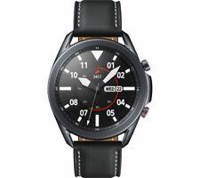 SAMSUNG Galaxy Watch3 4G - Mystic Black, 45 mm - Currys
