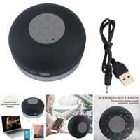 Bluetooth Wireless Speaker Waterproof Shower Wireless Portable Mic C3H5