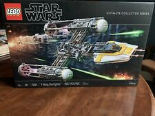 Lego 75181 Star Wars Ultimate Collector Series Y-Wing Starfighter