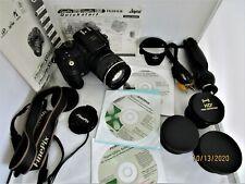 Fuji S9600 Digital Camera FinePix Bridge DSLR + 3 Extra Lens & Tripod