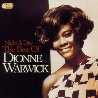 Dionne Warwick - Night & Day; The Best of.. (2009)  2CD  NEW/SEALED  SPEEDYPOST