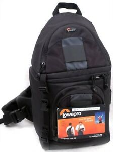 Lowepro Slingshot 200 AW Photo Sling Pack for DSLR - Rucksack Camera Bag for SLR