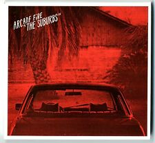 COFFRET CD + DVD ★ ARCADE FIRE - SCENES FROM THE SUBURBS ★