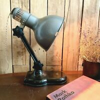 Vintage Mid Century Table Lamp 1960s Home Decor Loft Deck