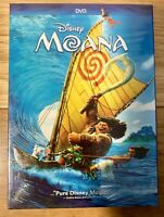 Disney: Moana (2016) DVD **GREAT DEAL** **FREE SHIPPING**