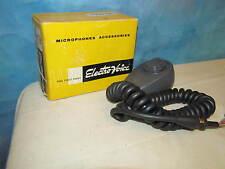 Vintage ELECTRO VOICE EV 602F LO Z Microphone CB/Ham Radio w/Box J00483