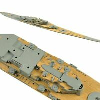 Wooden Deck Assembly Kit for Tamiya 78029 1/350 USS Missouri BB-63 Circa 1991