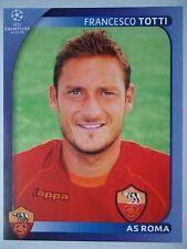 Panini 466 Francesco Totti AS Roma UEFA CL 2008/09