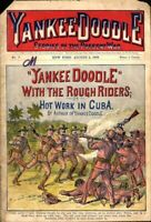 Yankee Doodle Magazine 14 Issues Spanish American War On PDF Disc