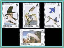 BERMUDA 1985 BIRDS MNH Catalog Value $14.00