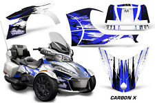 AMR Racing Can Am BRP RT-S Spyder Graphic Kit Wrap Roadster Decals 2014+ CB X U