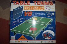 Tennis de Table Repliable Table Jeu