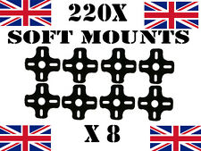QUAD / MULTIROTOR TPU SOFT Motor Mount for 220x (X8)