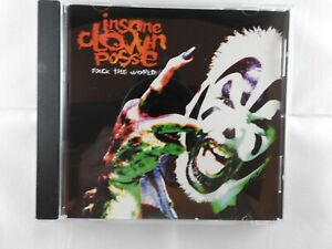 "Insane Clown Posse ""Fxck The World"" BRAND NEW PROMO ONLY CD! NEVER PLAYED!"