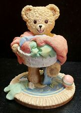 Hamilton Collection Snuggle Bear A Smile Helps Lighten the Load 2000