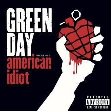 Green Day American idiot (2004) [CD]