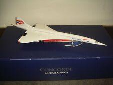 "Hogan 200 British Airways BA Concorde ""Union Kingdom - Union Jack"" 1:200 G-BOAD"