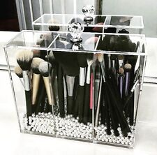 Luce Acrylic Makeup Brush Holder Makeup Storage Makeup Organiser