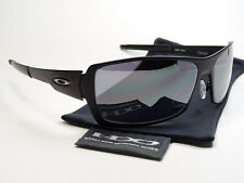 Oakley Spike Ti Titanium Black Sonnenbrille Whisker Penny Square Wire Crosshair