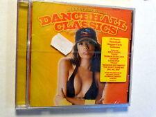 MAX GLAZER  Presents  DANCEHALL CLASSICS  -  CD 2005  NUOVO E SIGILLATO