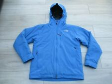 The North Face Mens Makalu Primaloft Serie Summit HyVent Impermeable Azul M