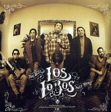 LOS LOBOS 2006 wolf tracks promo poster ~MINT condition~NEW old stock~!!