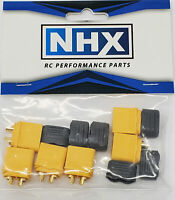 NHX XT60H Adapter Connector Plug Male 6Pcs/Bag