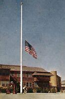Vintage Construction Battalion Replacement Depot, Camp Parks, CA Postcard P128