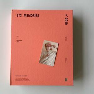 BTS - Bangtan Boys Memories of 2019 Jimin Photo Card Official