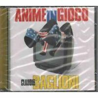 Claudio Baglioni CD Anime In Gioco CD NUOVO SIGILLATO