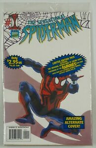 Sensational Spider-Man #1 VF/NM Limited Edition Pack with Cassette Ramones