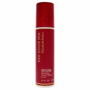 Red Door Spa Nourishing Cream Cleanser Dry Skin by Elizabeth Arden Women - 5.1oz