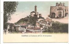 CASTELLARO col Santuario di N. S. di Lampedusa