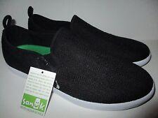 SANUK Men's Range TX Shoes Black Sz 9.5 NWOB