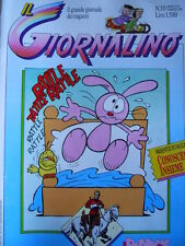 Giornalino n°10 1988  Uomini senza Gloria Gino D'Antonio [G.302]