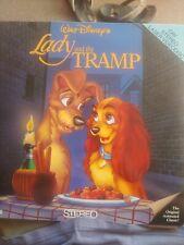 "Lady And The Tramp / Disney - 12"" Laserdisc"