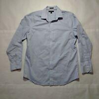 Banana republic Mens Camden Fit Long Sleeve Button Down Dress Shirt Size L