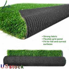 Synthetic Green Grass Floor Mat Quality Artificial Grass Turf Garden Landscape