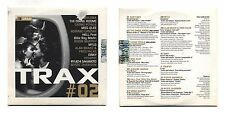 Cd TRAX Sampler # 02  - NUOVO 2005 Babylonia Casino Royale Adriano Canzian Dinky